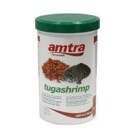 AMTRA Tugashrimp- Gamberetti essiccati per tartarughe acquatiche